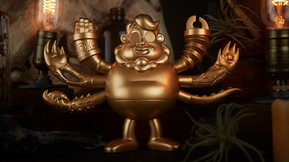 Guru del Toro: A Designer Collectible Toy Honoring Guillermo del Toro Is Available Now