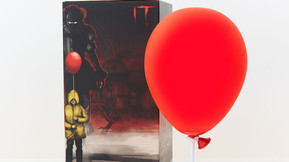 Show Your Love For 'IT' With This Officially Licensed Pennywise Balloon Lamp