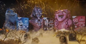 General Mills is Giving Away 20-Inch Tall Busts of Count Chocula, Boo Berry and Franken Berry