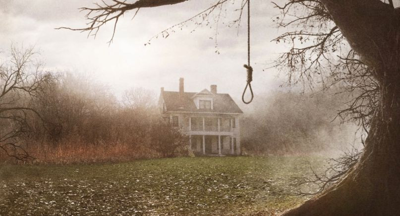Conjuring House Live-Stream