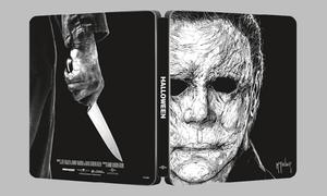 Halloween Todd McFarlane Steelbook
