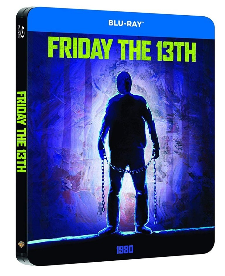 Friday the 13th Worst French Steelbook