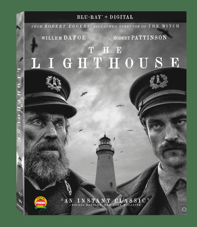 Robert Eggers The Lighthouse Blu-ray