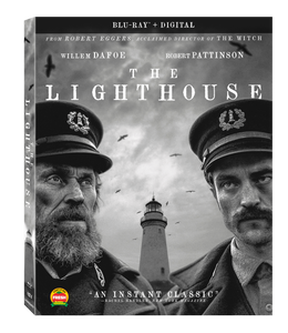 Robert Eggers The Lighthouse Blu-ray