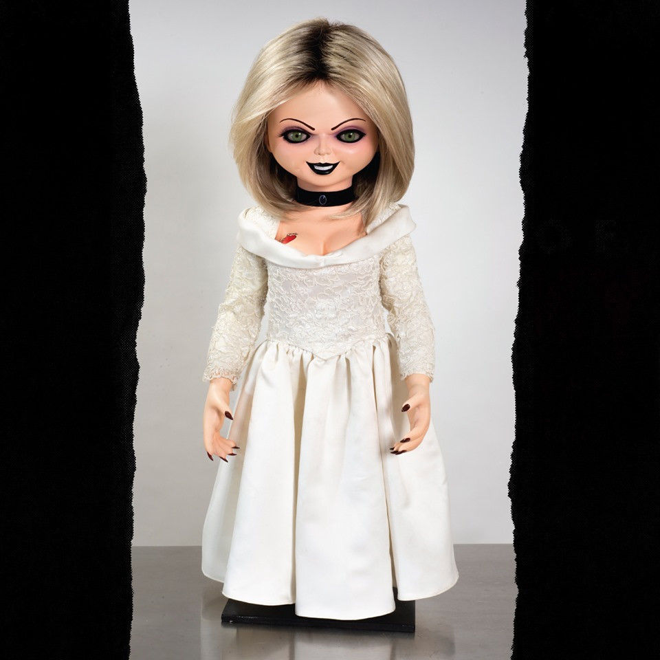 Trick or Treat Studios Tiffany Seed of Chucky Doll