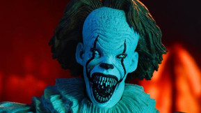 NECA's Ultimate Well House Pennywise Action Figure Is Terrifyingly Amazing