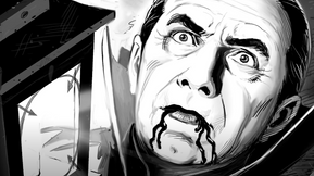 Motion Trailer Released for New 'Dracula' Graphic Novel Featuring Bela Lugosi's Likeness