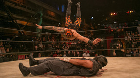 In Defense of Cinematic Wrestling - Part 3: Holding It Down for the Underground
