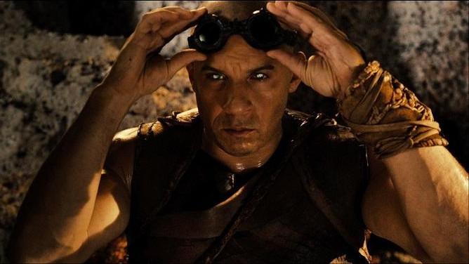Riddick 4 Script Complete Vin Diesel
