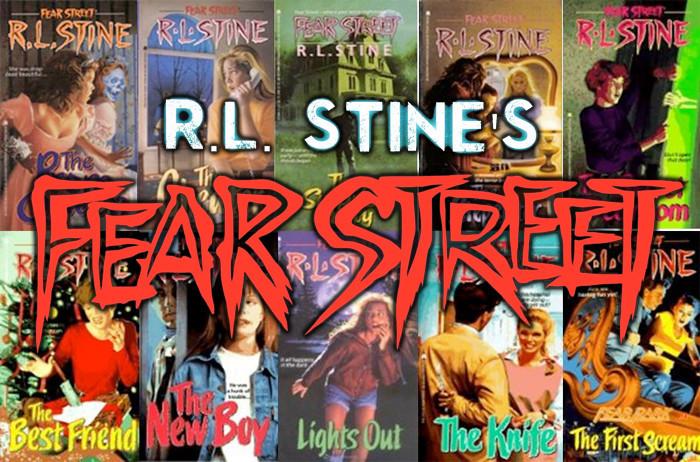 R.L. Stine Fear Street