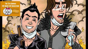 "Joe Lynch and Adam Green Return for Fifth Annual 48-Hour Live ""Yorkiethon"" on December 18th"