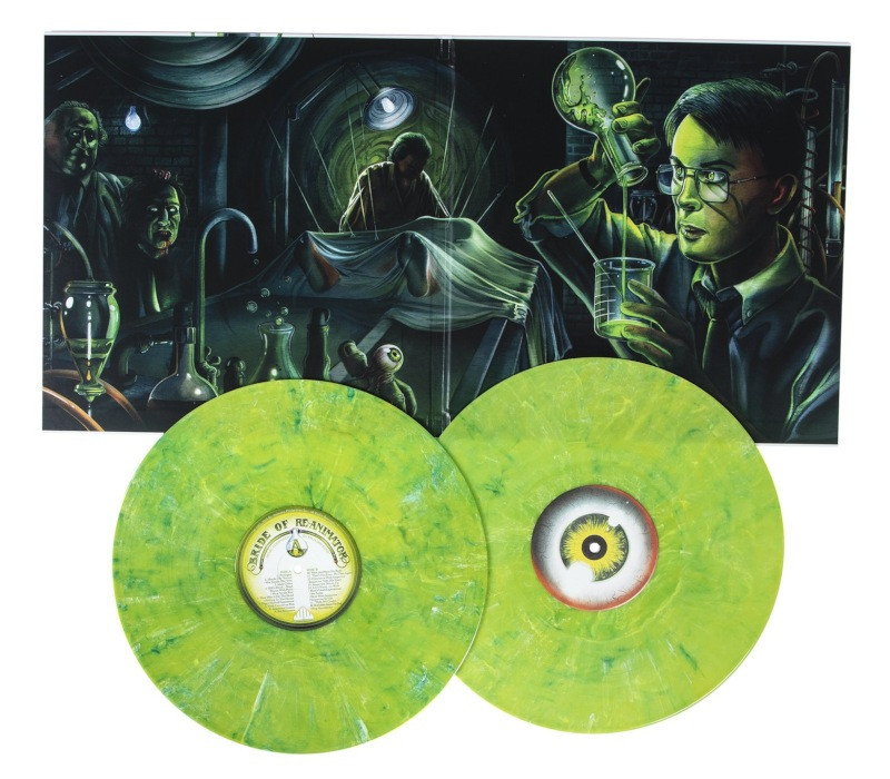 Bride of Re-Animator Vinyl Waxwork Records