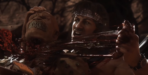 Rambo is Locked, Loaded, and Lethal in New 'Mortal Kombat 11: Ultimate' Gameplay Trailer