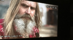 Rob Zombie Says 'Three From Hell' Is Almost Finished, Shares New Look At Otis