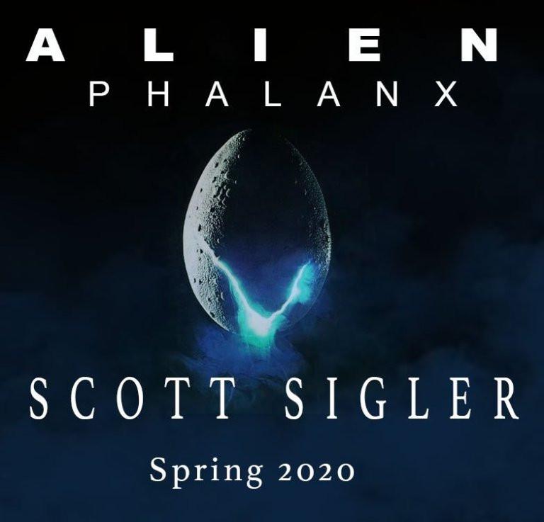 Alien: Phalanx New Novel Scott Sigler
