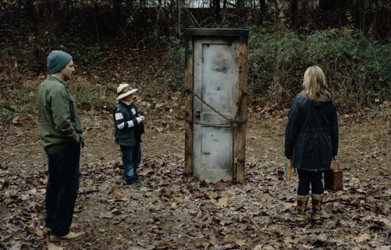 Door in the Woods Trailer Billy Chase Goforth
