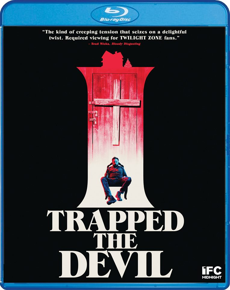 I Trapped the Devil Blu-ray Scream Factory