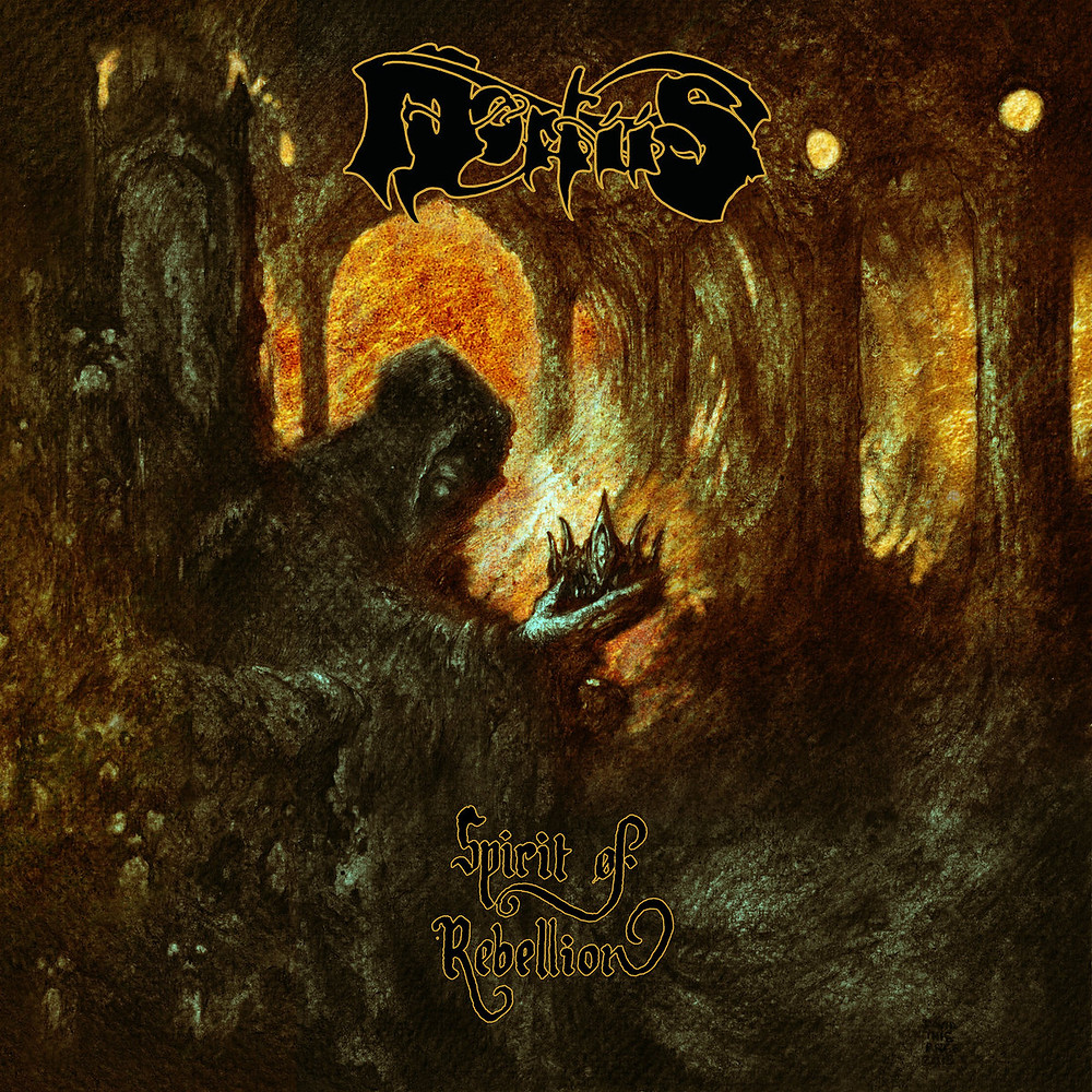 Mortiis Spirit of Rebellion