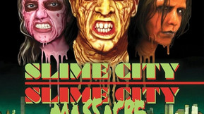 [Blu-ray Review] A Double Dose Of Gooey Greatness: Slime City / Slime City Massacre