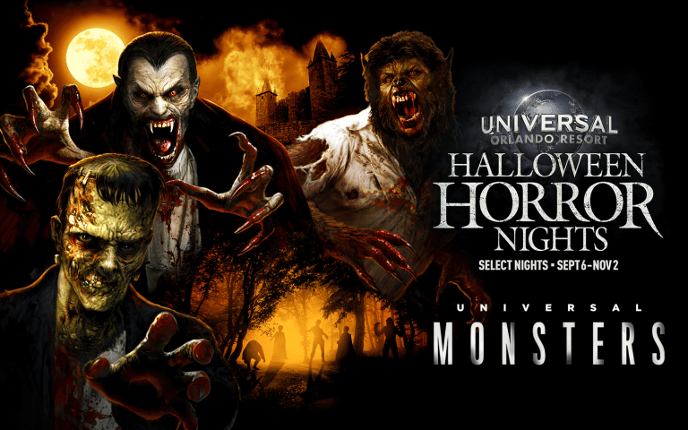 Universal Monsters Halloween Horror Nights 2019