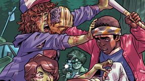 Dark Horse Heads To Hawkins For Graphic Novel 'Stranger Things: Zombie Boys'