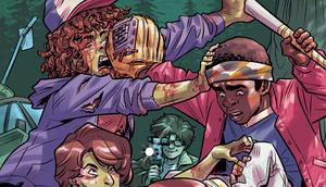 Stranger Things: Zombie Boys Dark Horse Comics
