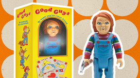 Super7 Releases 'Child's Play' Chucky ReAction Figure Packaged in a Mini Good Guys Box