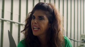 Felissa Rose Faces a Masked Killer in '80s Throwback Slasher 'Bloody Summer Camp'