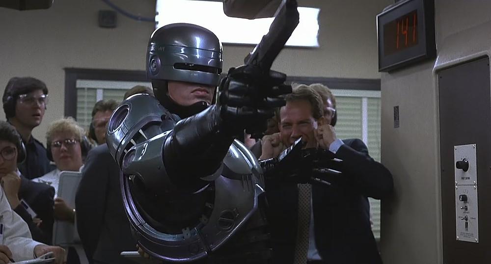 Neill Blomkamp RoboCop Returns Peter Weller