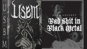 """Decibel's New Book About American Black Metal Goes After Bigotry and """"Bad Shit in Black Metal"""""""