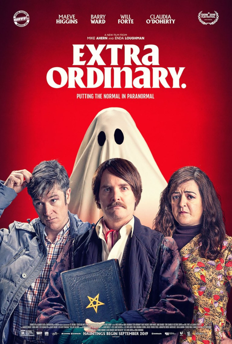 Extra Ordinary Poster Will Forte