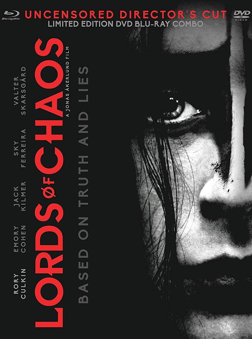 Lords of Chaos Blu-ray MVD Unobstructed View