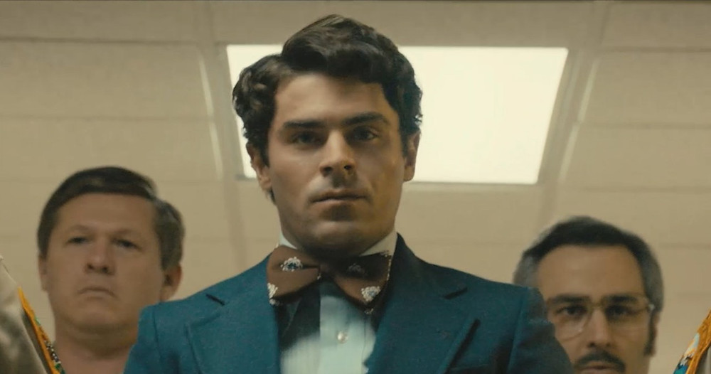 Zac Efron Ted Bundy Extremely Wicked, Shockingly Evil And Vile