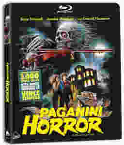 Paganini Horror Severin Films