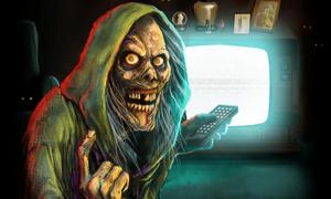 Creepshow Shudder Official Poster