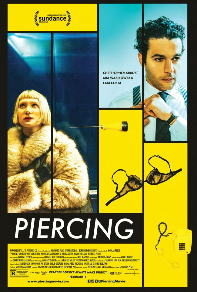 Nicolas Pesce Piercing Poster