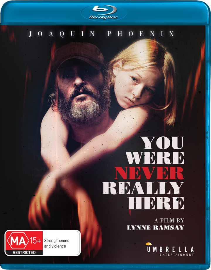 You Were Never Really Here Umbrella Entertainment