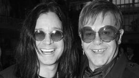 "Ozzy Osbourne Teams With Elton John For ""Ordinary Man,"" Album Delayed Until February"