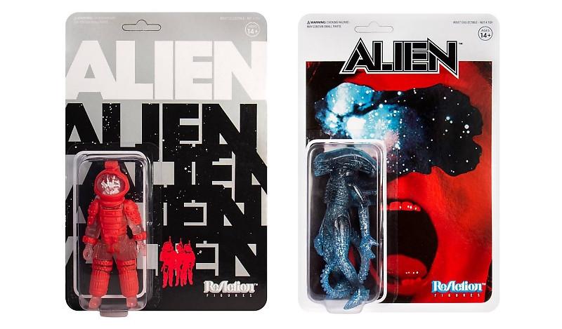 Super7 Special Alien Day Figures