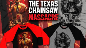 Terror Threads Releases The Texas Chainsaw Massacre & The Houses October Built Collections