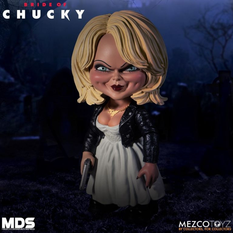 Mezco Bride of Chucky Designer Series Figure