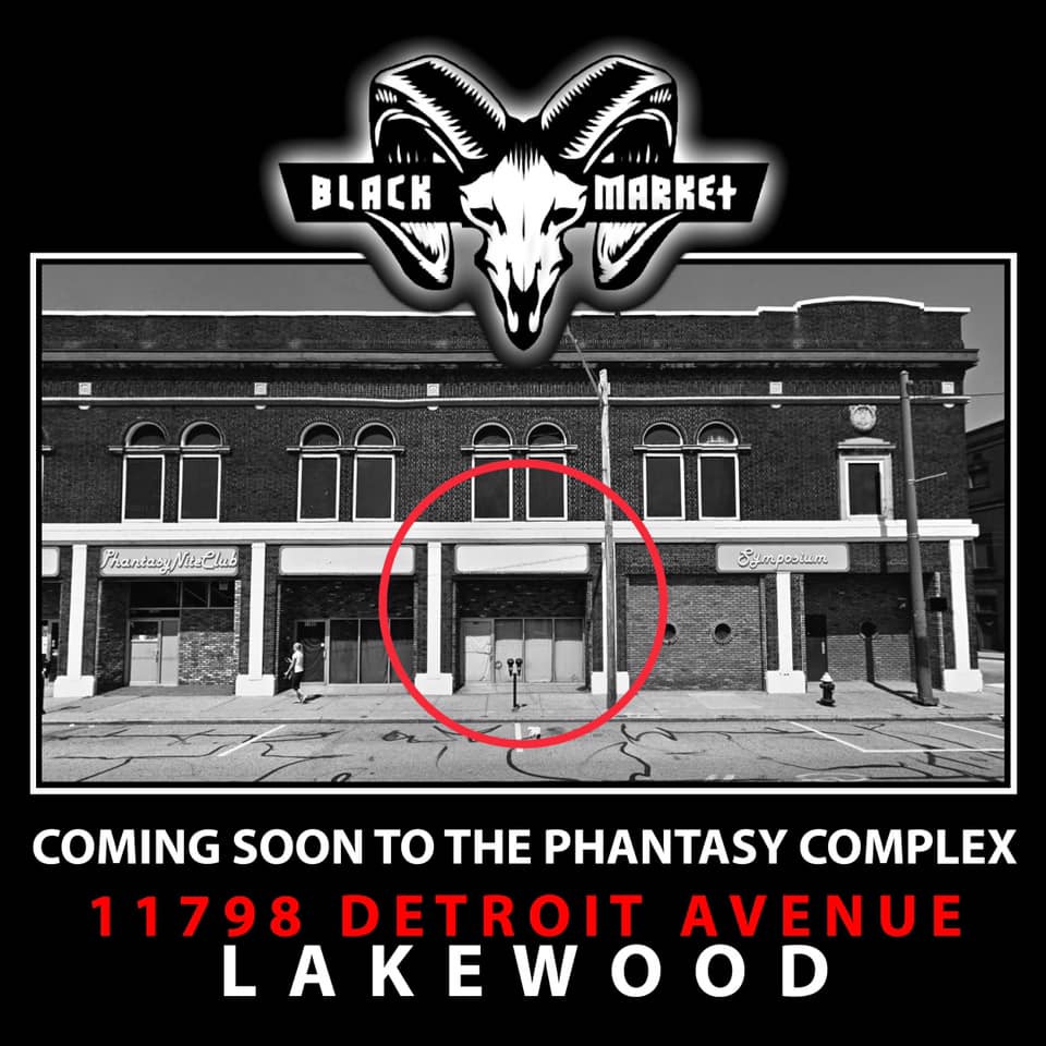 Black Market Records Lakewood Phantasy