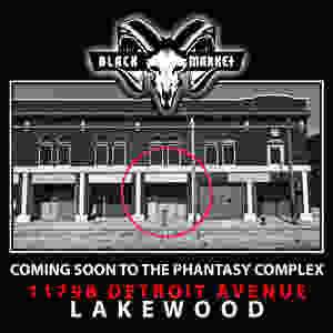Black Market Records Lakewood Phantasy