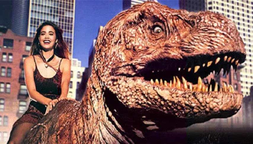 Tammy And the T-Rex BUFF-o-WEEN