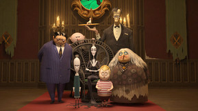 'The Addams Family 2' Creeps Into Theaters on October 8th, 2021; Bill Hader Joins Returning Cast
