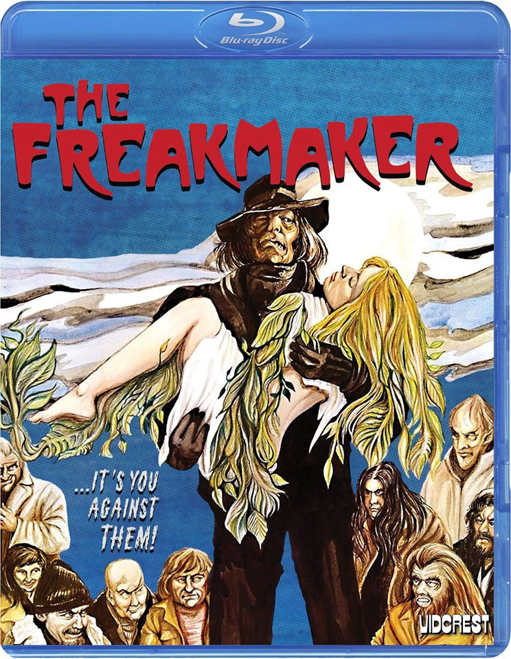 The Freakmaker Blu-ray DiabolikDVD