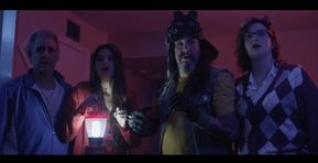 [Review] Knock Knock (2017) - A Fun 80's Inspired Horror Comedy