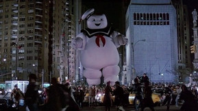 New 'Ghostbusters 2020' Set Images Bring Back The Ecto-1 And Stay Puft