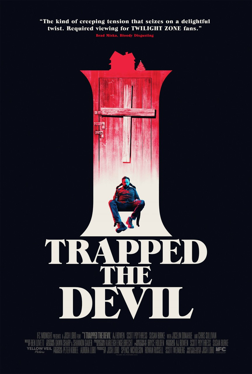 I Trapped the Devil official trailer IFC Midnight