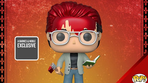 Stephen King Has Finally Received The Funko Pop! Treatment